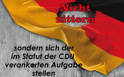 Dr. Angela Merkel und CDU – geht das noch?